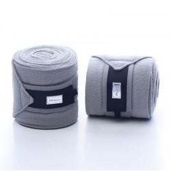 Platinum Light Grey fleece bandage
