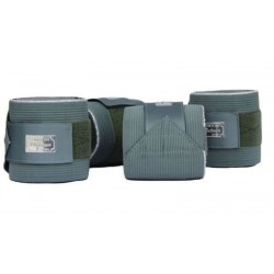 RBH Platinum Shadow Green elastik/fleecebandage