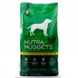 Nutra Nuggets Performance Adult hundefoder