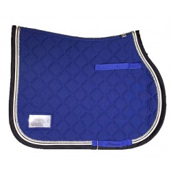 RBH Air1 Platinum Royal Blue komb. sadelunderlag